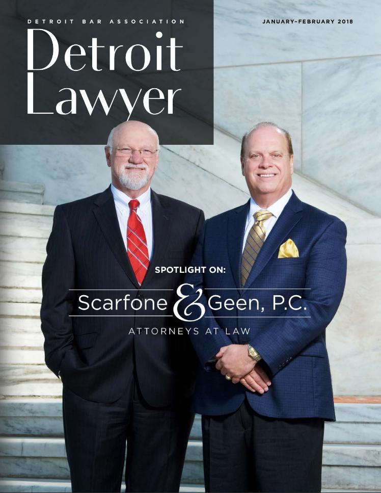Detroit Lawyer Magazine